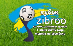 "FINISHED TOURNAMENT FOR ""CUP ZIBROO"""