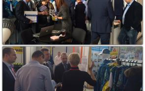 """SECOND DAY OF THE EXHIBITION """"SPORTS"""" Ministry of Sports of the Russian Federation in Moscow"""